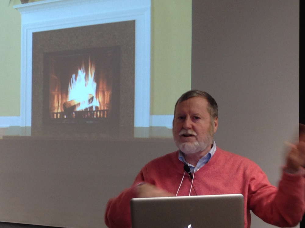 David Rose Fireside Chat: Scenes from 2014 UDL-IRN Summit