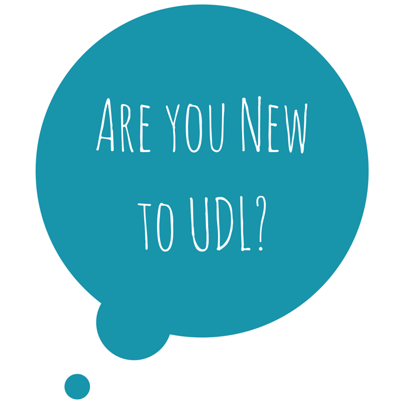 Are you new to UDL?
