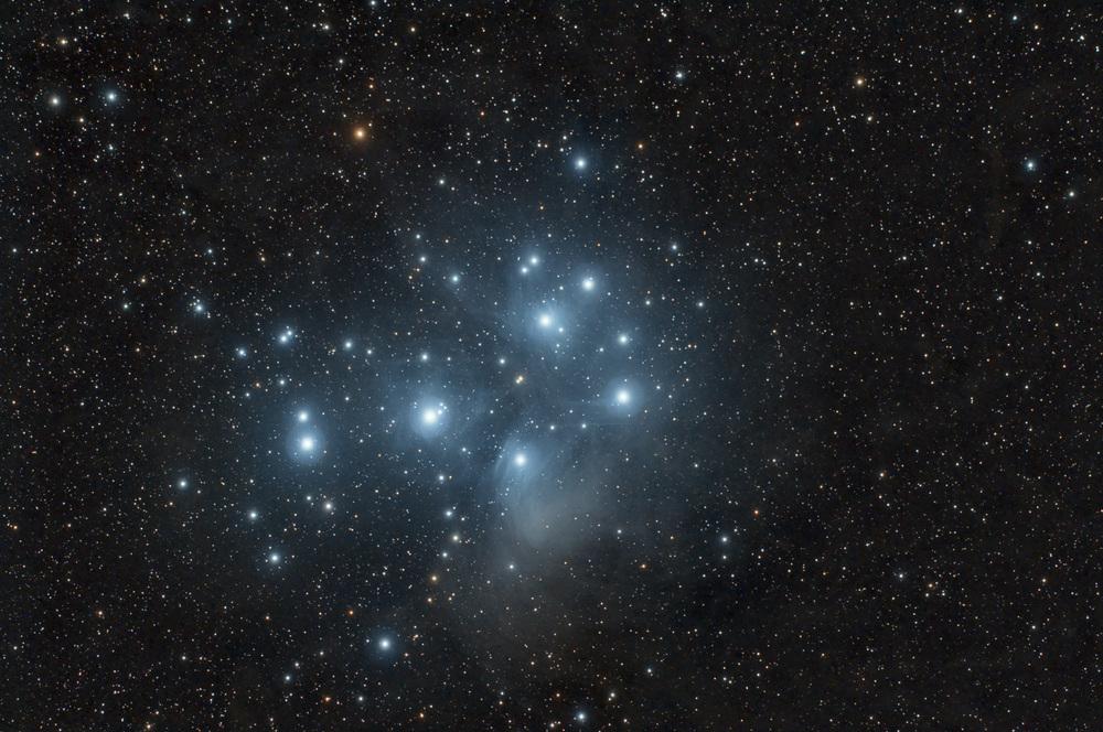 M45 (The Pleiades)