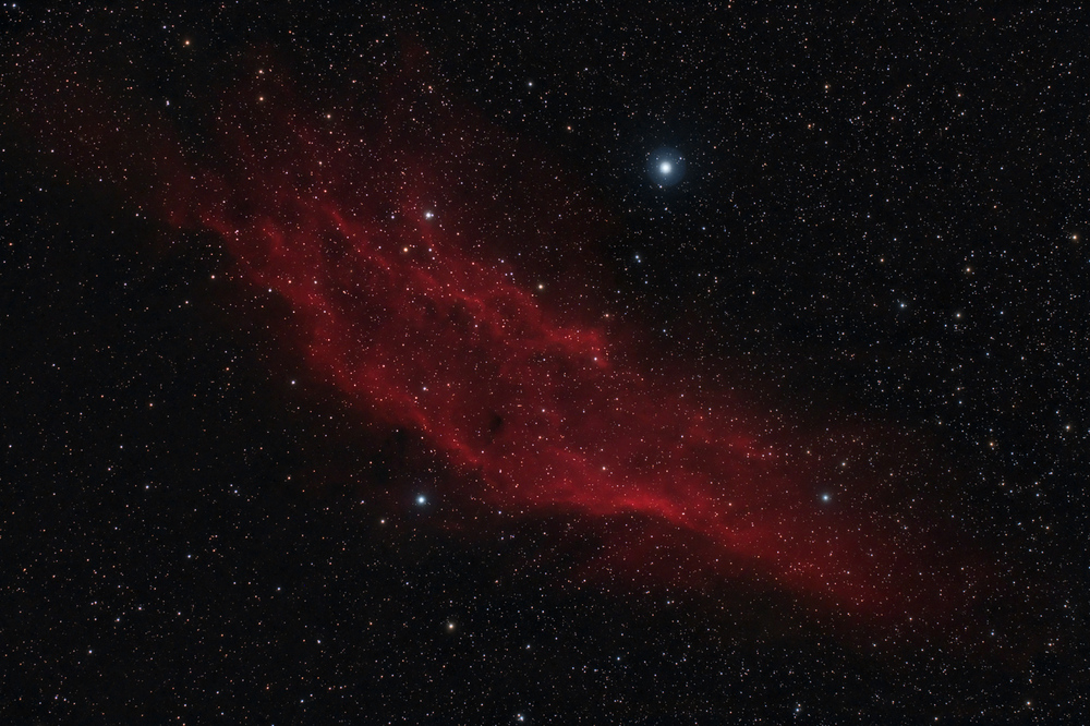 California Nebula