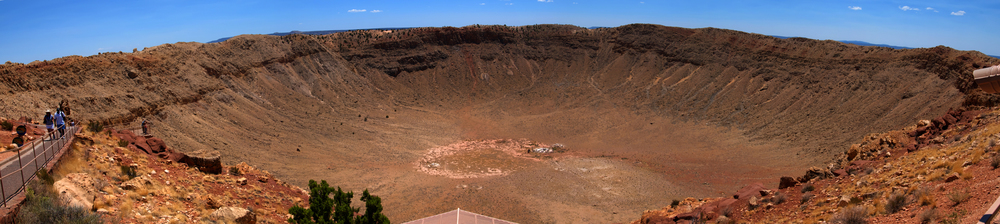 Metoer Crater
