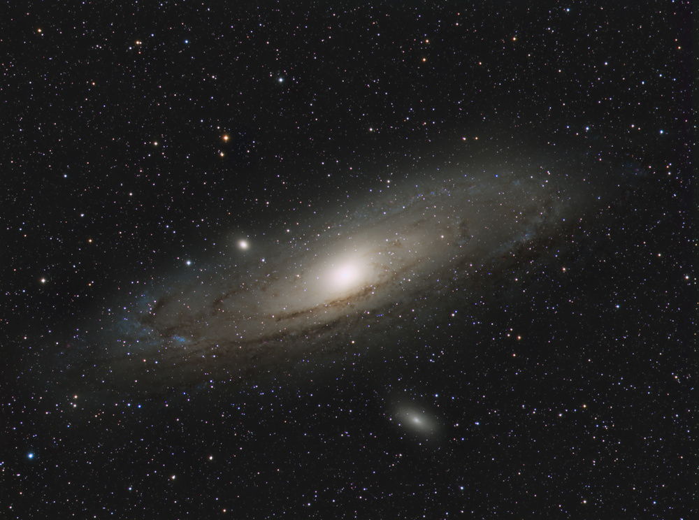 The Andromeda Galaxy M31