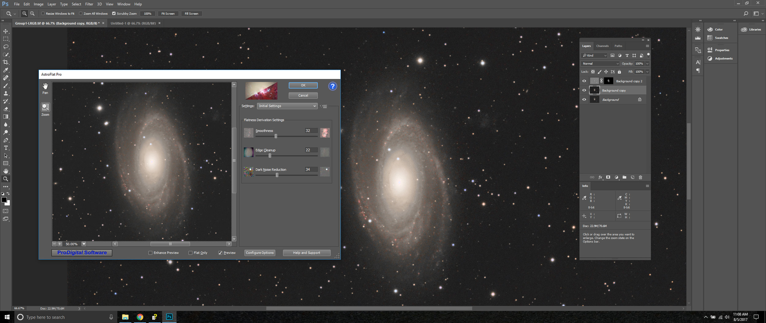 AstroFlat Pro Software Review — The Astro Geeks | Astrophotography