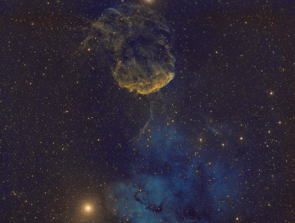 #6 The Jellyfish Nebula aka - IC 443