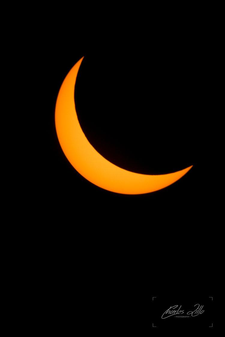 Solar Eclipse: Fox Observatory, Fl