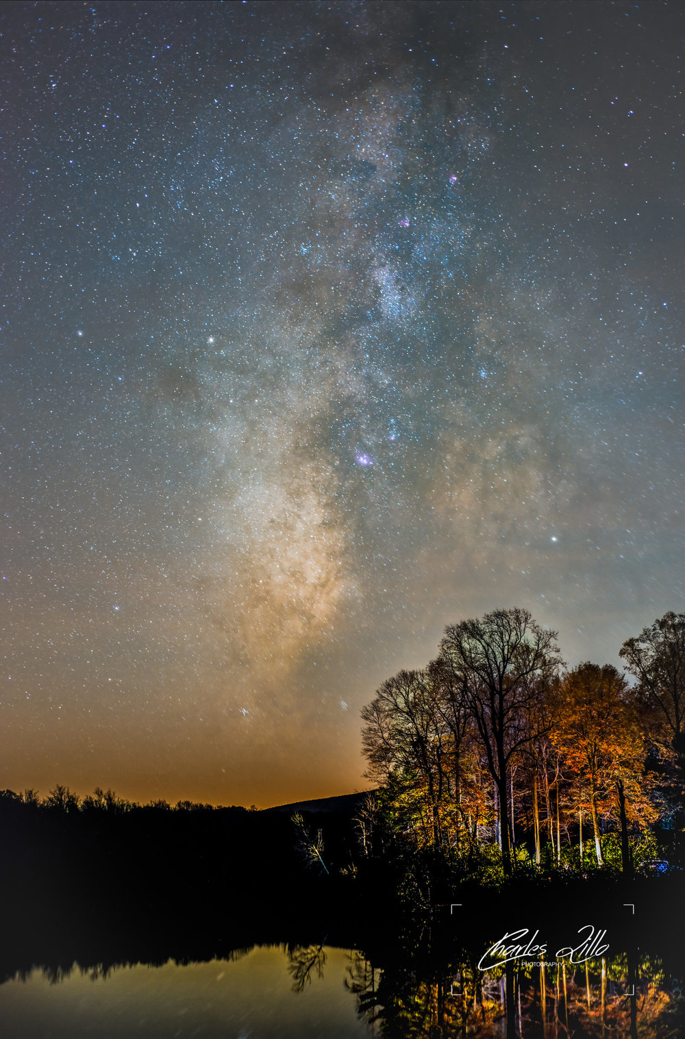 The Milkyway: Price Lake, NC