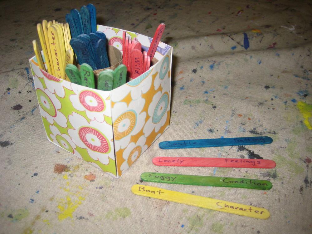 Story Sticks