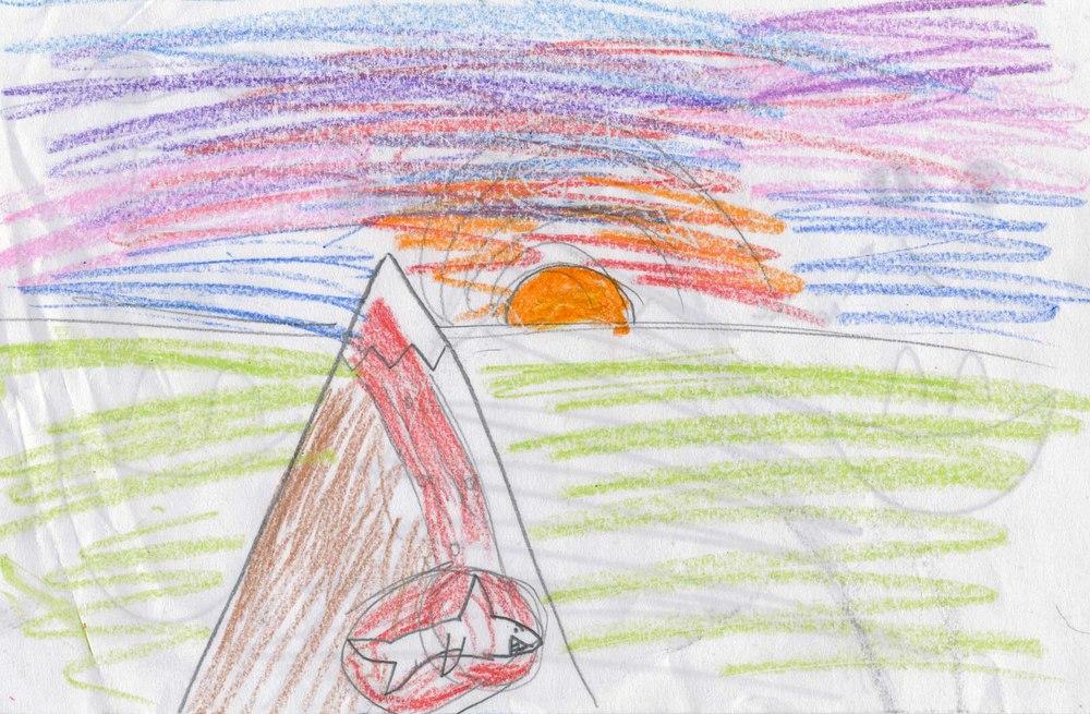 evil shark mountain sunset 3.jpg