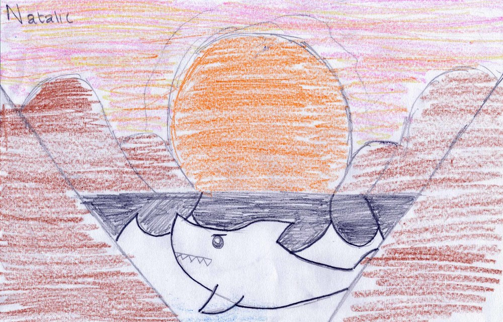 evil shark mountain sunset 5.jpg