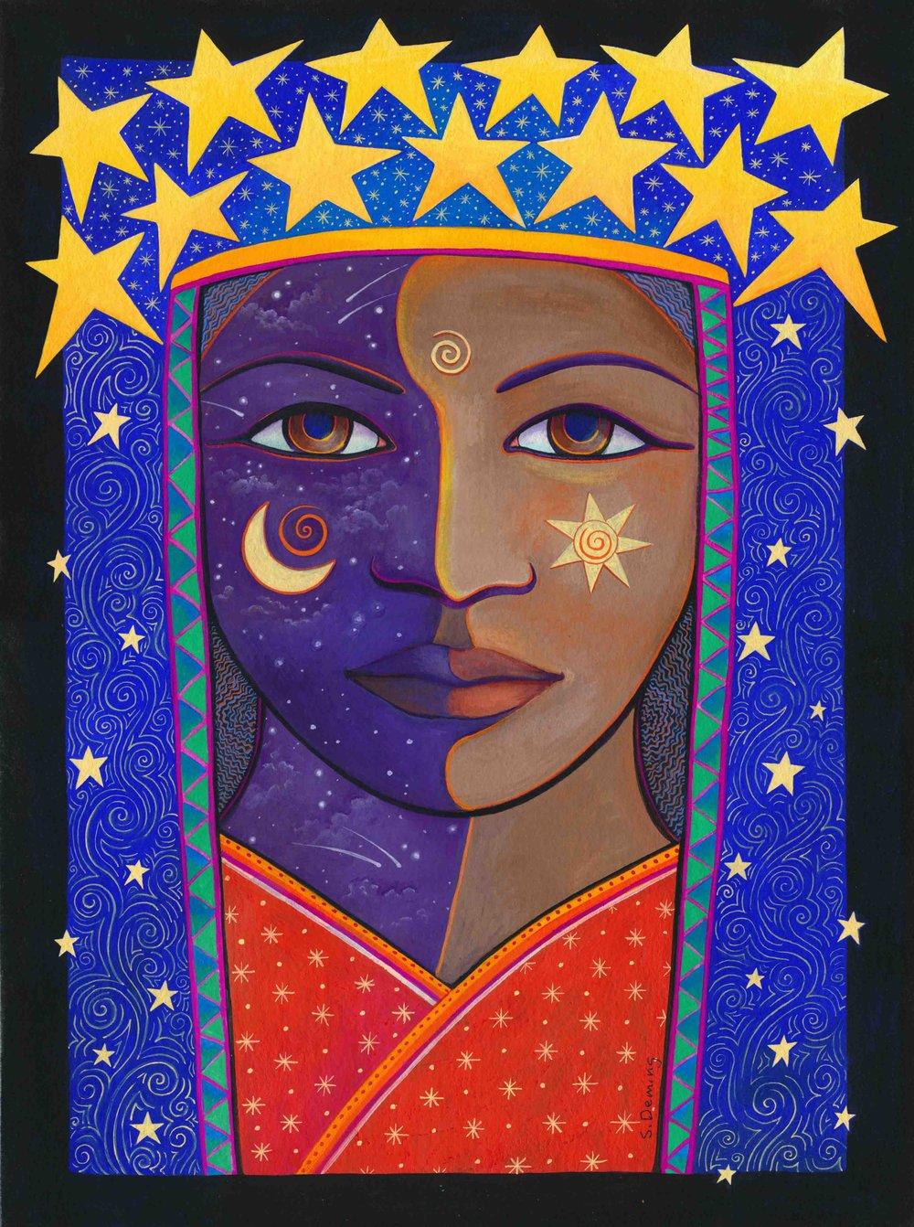 Moon and stars woman.jpg