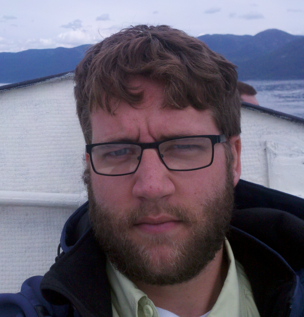 A picture of me on a boat, because journeys and stuff. #metaphors