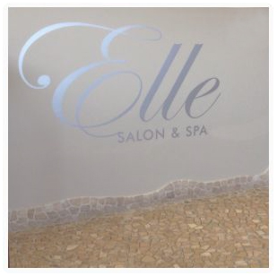 Interior design refresh for Elle Aveda Salon & Spa