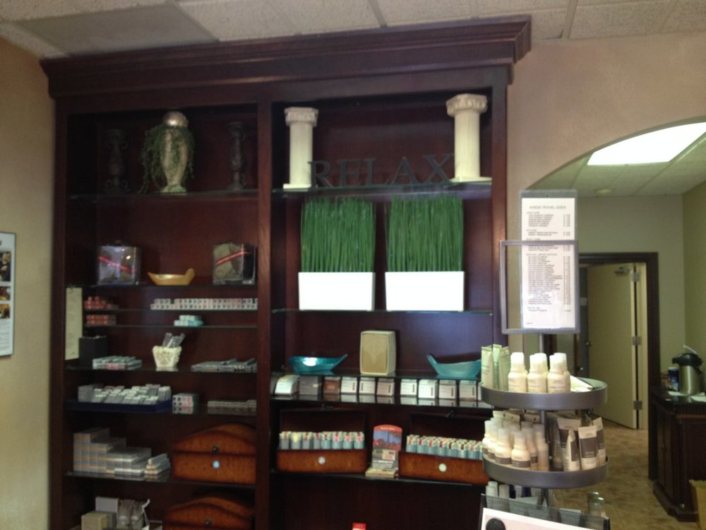 Commercial Aveda Salon & Spa remodel