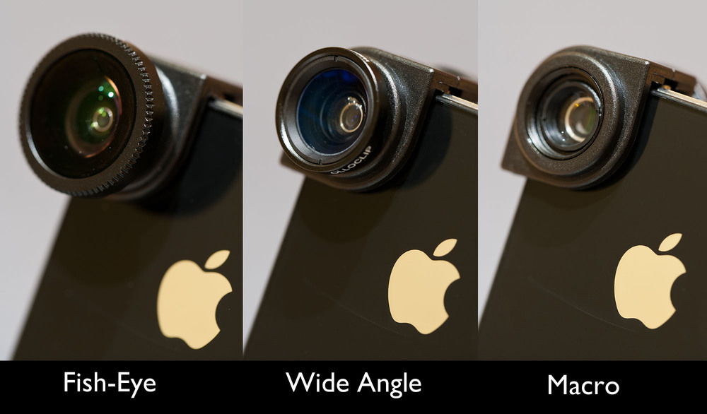 ōlloclip add-on 3-in-1 lens for your iPhone