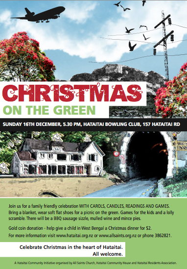 Xmas on the Green