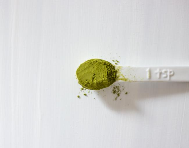 Erika Rax - Green Tea Pistachio Cookies