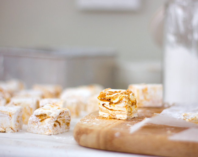 ... to use a REAL Salted Caramel for your swirls you can use this recipe