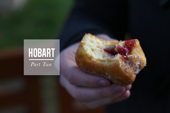 Erika Rax - Hobart Food Guide