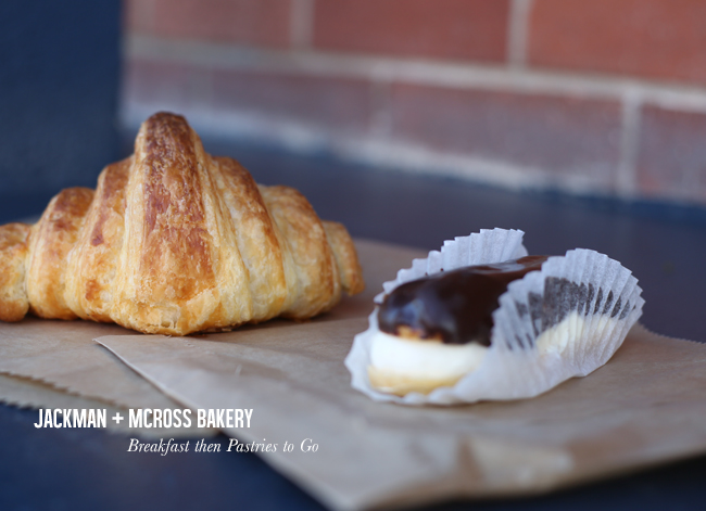 Erika Rax - Hobart Food Guide - Jackman and McRoss Bakery