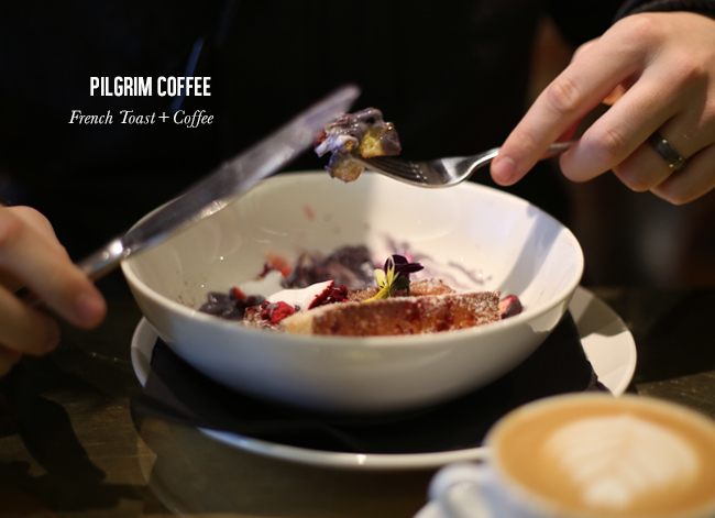 Erika Rax - Hobart Food Guide - Pilgrim Coffee