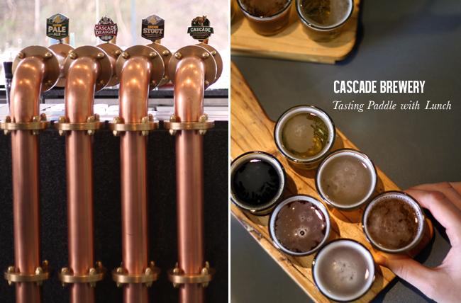Erika Rax - Hobart Food Guide - Cascade Brewery