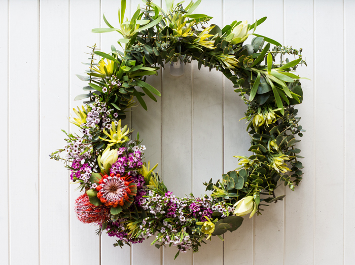 Erika Rax - Wreath Making Gathering