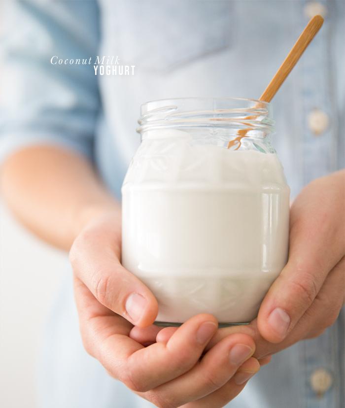 Erika Rax - Coconut Milk Yoghurt