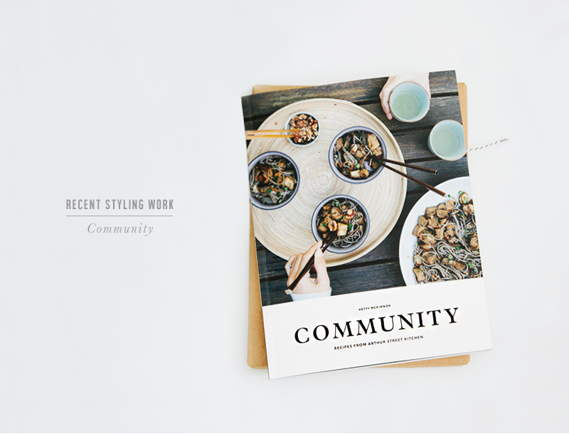 Erika Rax - Community - Recipes from Arthur Street Kitchen
