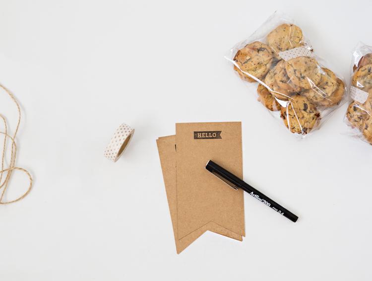 Erika Rax - Peanut Butter Chocoolate Chip Cookies