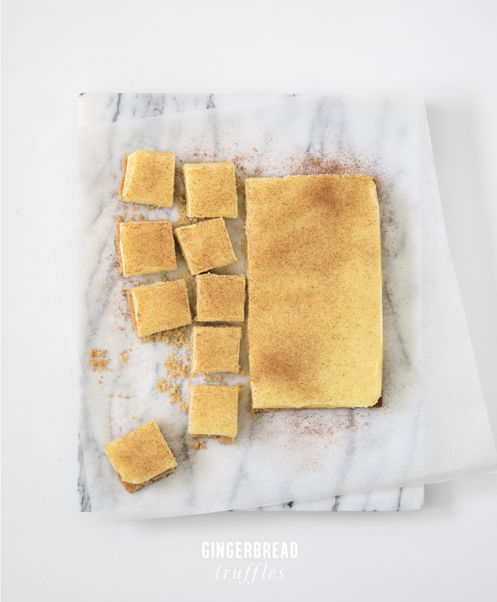 Erika Rax - Gingerbread Truffles