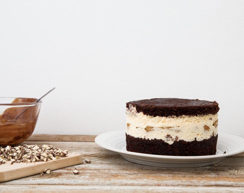 Tiramisu Cake | Erika Rax