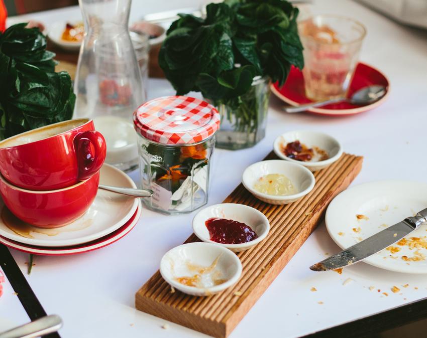 Le Petit Déjeuner | Erika Rax