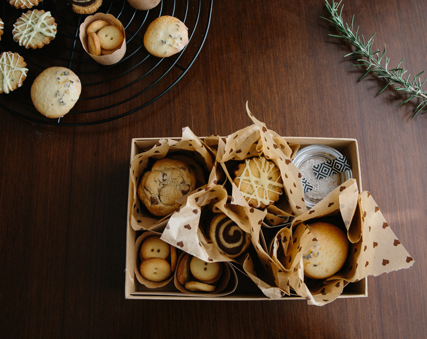 Cookie Box | Erika Rax