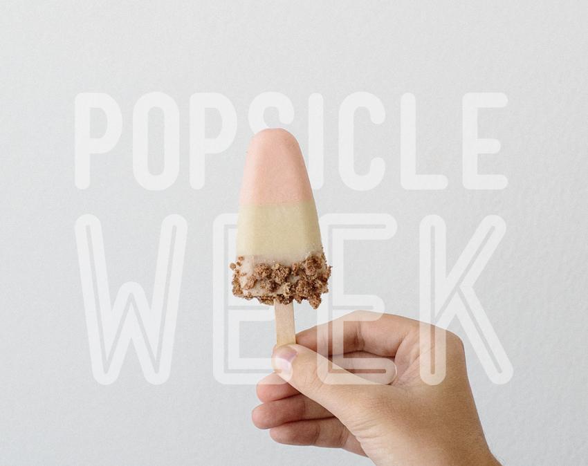 Erika Rax   Cereal Milk Neopolitan Popsicles for #popsicleweek