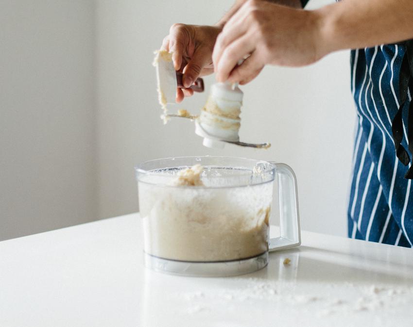 Meet Millet Studio / Yeasted Baked Doughnuts (Bomboloni) | Erika Rax