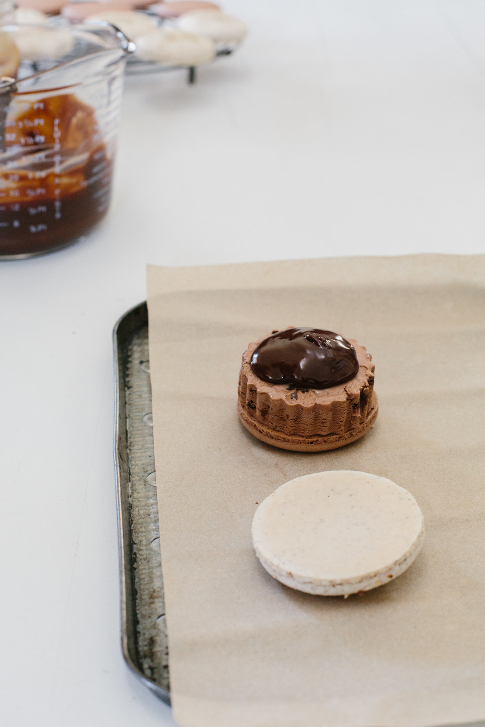 Meet Sally Boyle / Eat Macaron Ice cream Sandwiches | Erika Rax