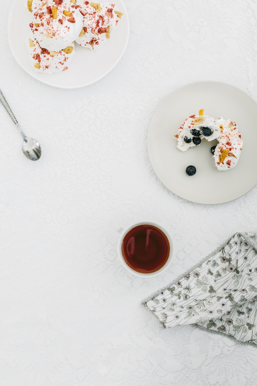 Berry Filled Meringues | Erika Rax