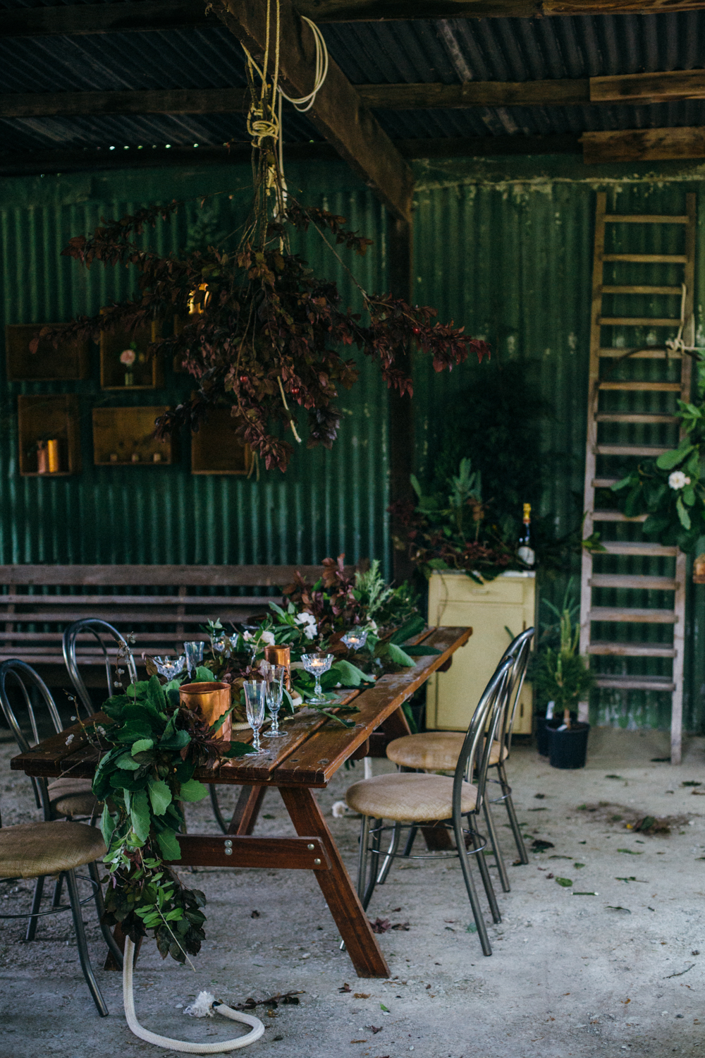 A Festive Lunch In Adelaide Hills | Erika Rax