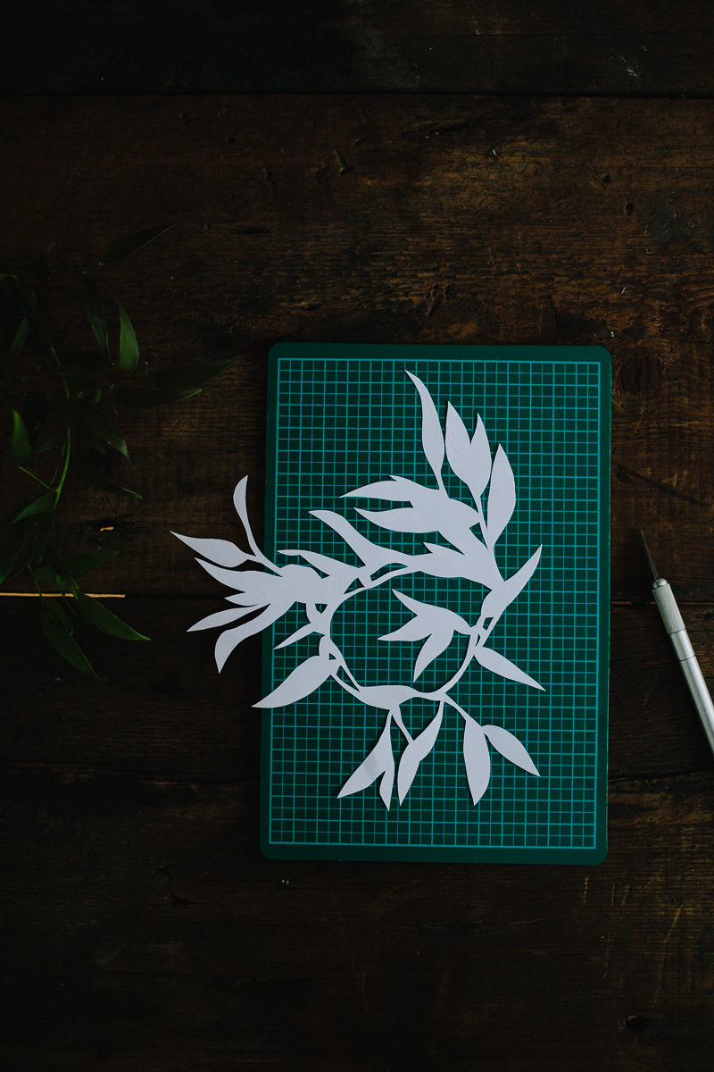 intro to papercutting | erika rax