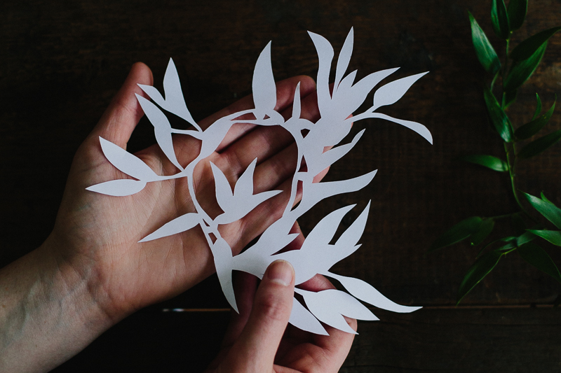 intro to papercutting | erika rax