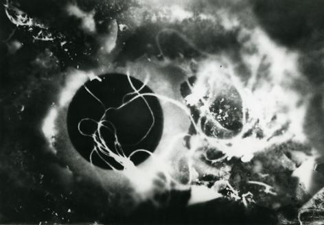 Stefan Themerson, photogram, 1929/30 ©
