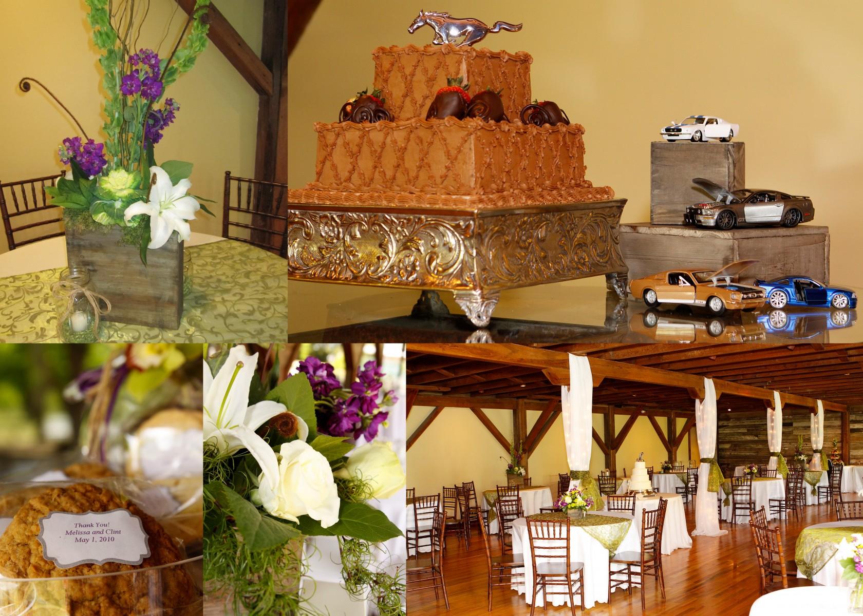Pineola Farms Souther Wedding