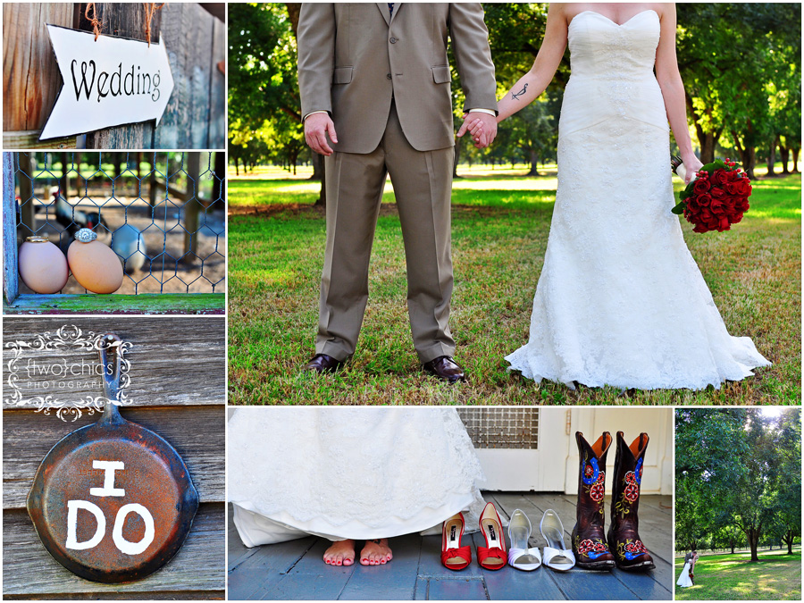 Wedding Shoes for the Bride - Barefoot