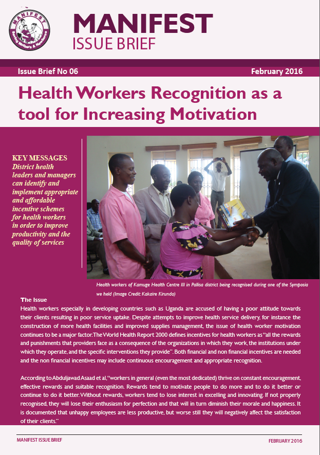 financial and non financial incentive motivators Want motivated workers recognition for good work is appreciated by 70 percent of workers – a motivator for high performance, says a study.