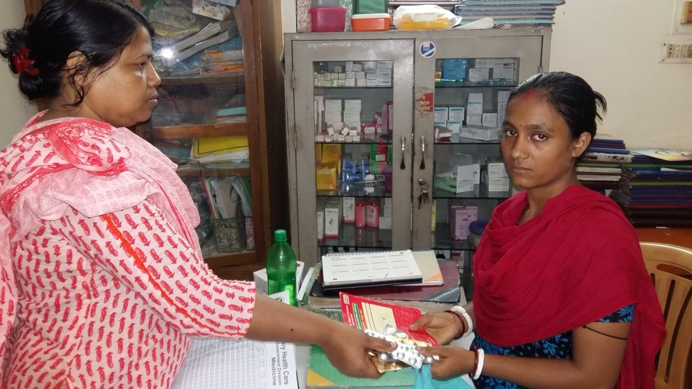 Nari Maitree medicine dispensary