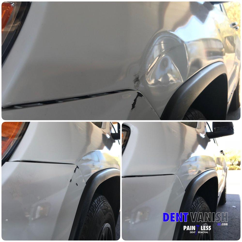 85% repair