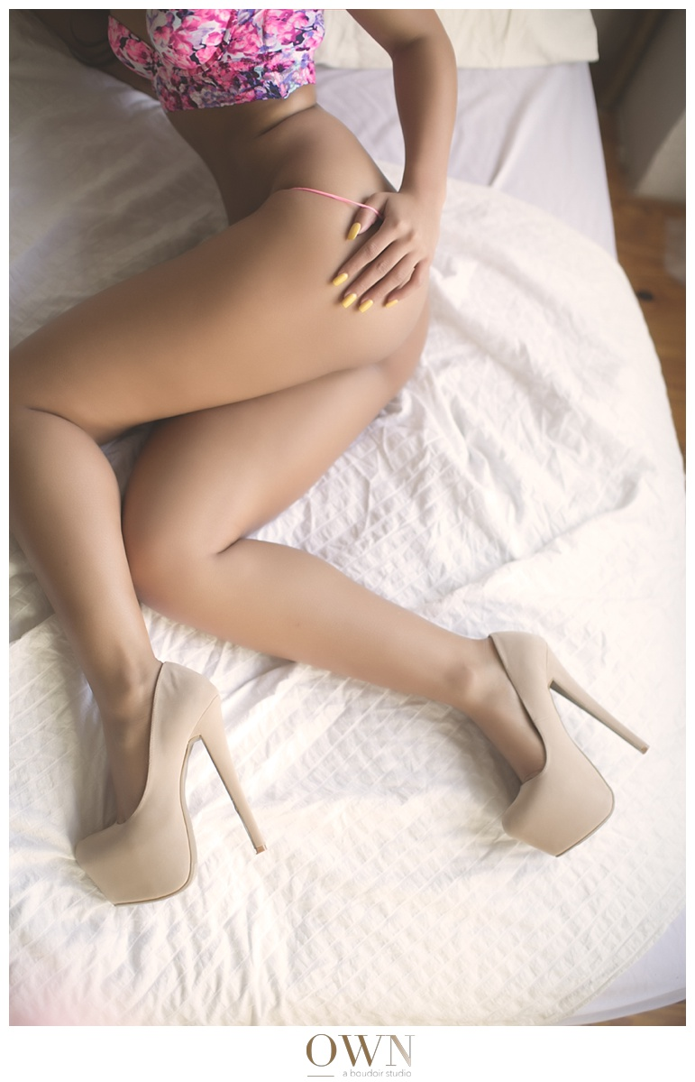 boudoir birthday present atlanta boudoir jean shirt knee socks floral lingerie_0006.jpg