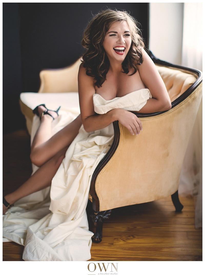 laughing boudoir