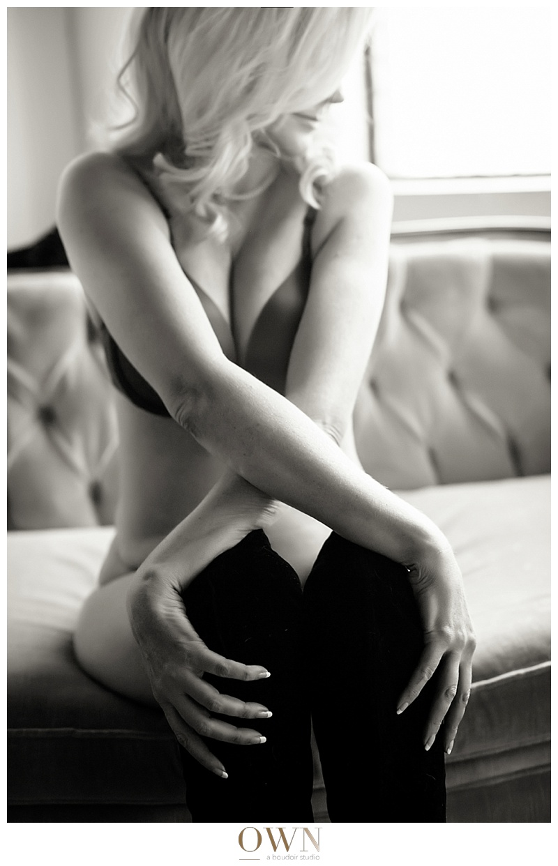 blonde boudoir client interview blog