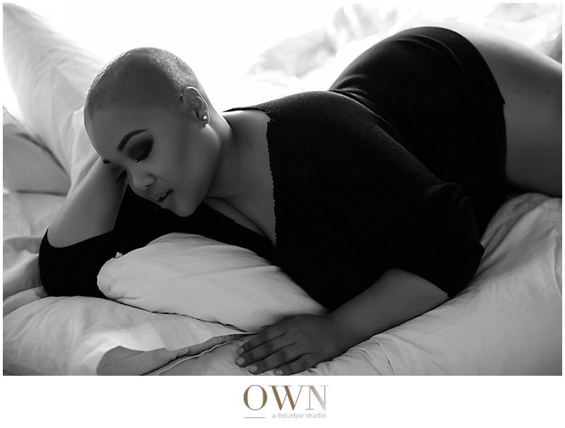 plus size boudoir atlanta stylists african american bbw feminine makeup artist